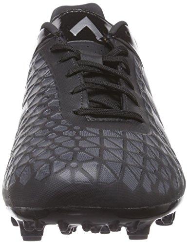 adidas Ace 15.3 FG/AG - Botas para hombre Negro / Plata / Lima