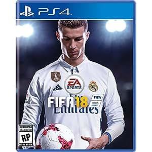 Jogo FIFA 18 - PS4 BR