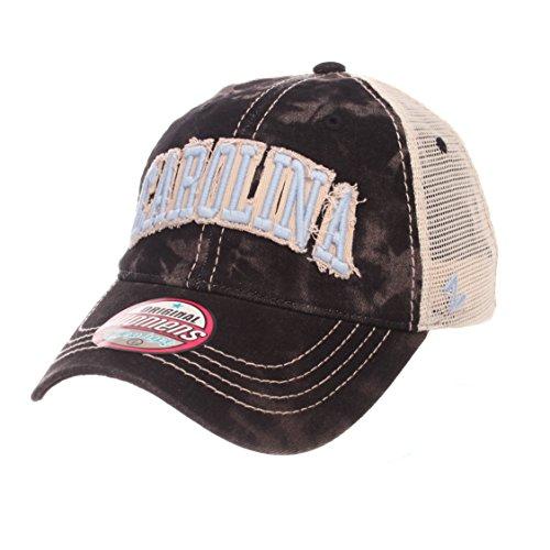 (ZHATS NCAA North Carolina Tar Heels Adult Women Dixie Women's Relaxed Hat, Adjustable,)