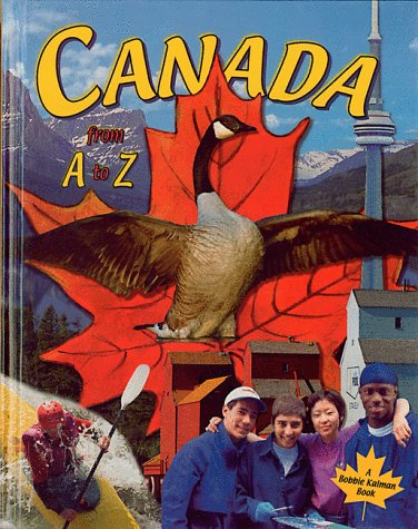 Canada from a to Z (Alphabasics)