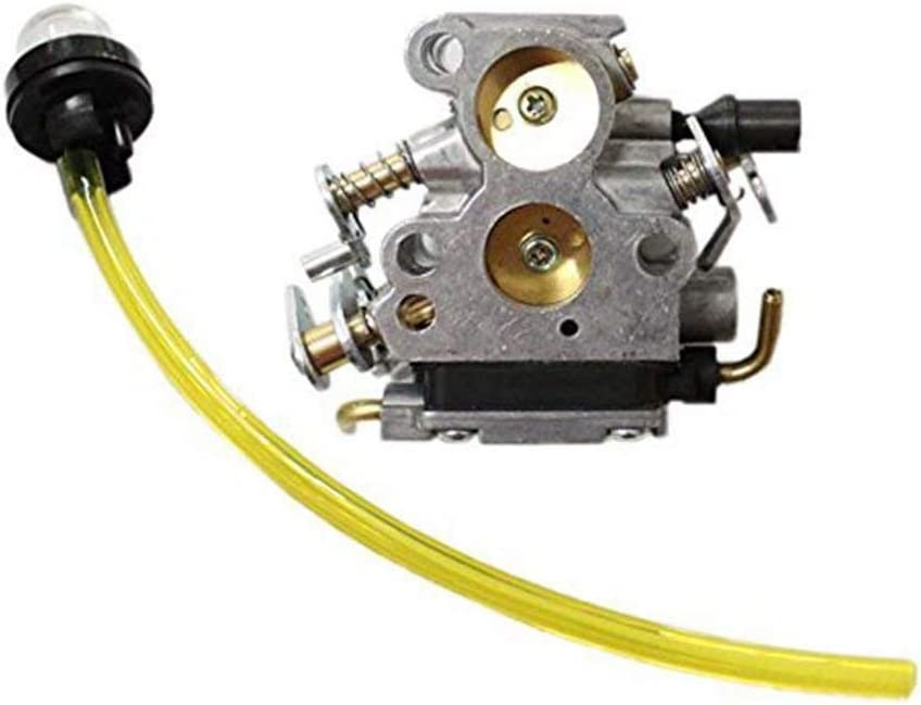 Cozy Carburetor Carb for Husqvarna 235 240 236 240E 236E Jonsared CS2238 CS2234 Red Max GZ380 Replace 545072601 574719402