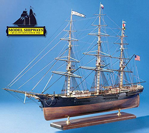 Model Shipways Flying Fish Wood/metal Model Plank-on-Bulkhead Kit Sale 42% Off + Free Shipping - Model Expo (Flying Fish Boat)