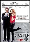 Castle : The Complete Fifth Season DVD