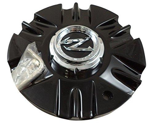 (ZINIK Z-19 Gloss Black Wheel Center Cap (1 CAP))
