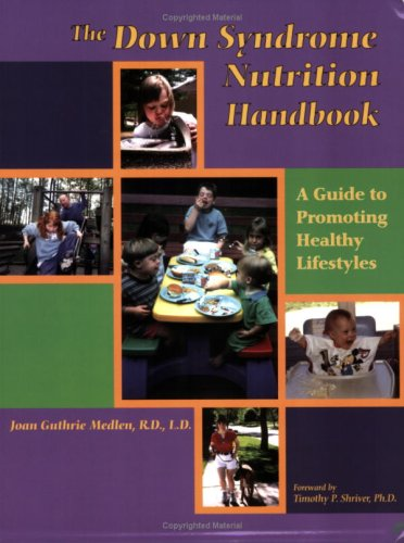Pdf Health The Down Syndrome Nutrition Handbook: A Guide to Promoting Healthy Lifestyles