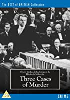Three Cases Of Murder / Orson Welles Ghost Story