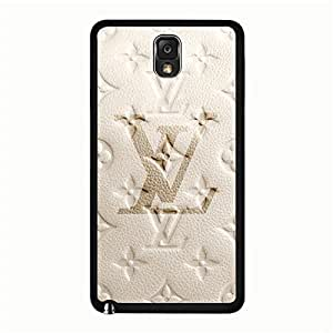 Classical Luxury Louis with Vuitton Logo Design Phone case for Samsung Galaxy Note 3 N9005 Customised LV Series Fine Case Cover
