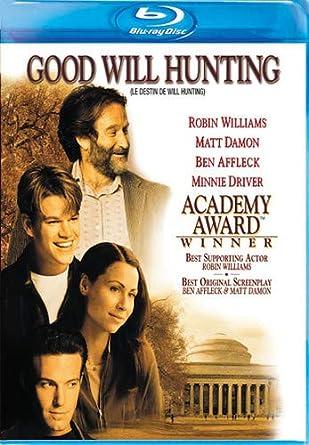 Good Will Hunting Coll Edition Blu Ray Bilingual Amazon Ca Dvd