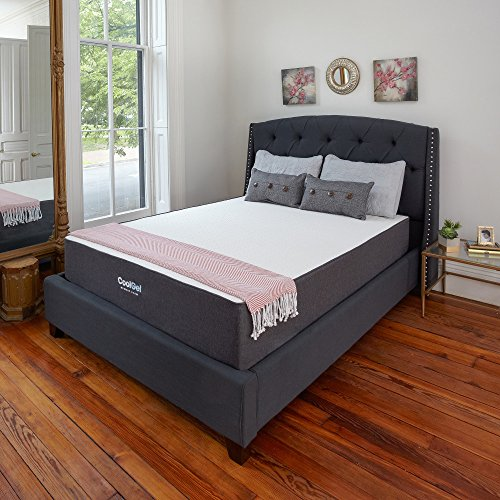 Classic Brands 10.5 Inch Cool Gel Ventilated Memory Foam Mattress, Queen by Classic Brands (Image #5)