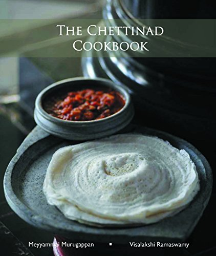 The Chettinad Cookbook (First Edition, 2014)