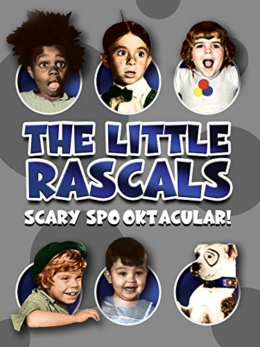 The Little Rascals: Scary Spooktacular ()
