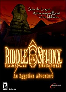 Riddle of the Sphinx - PC: Video Games - Amazon.com