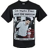 Los Angeles Times Joaquin El Chapo Guzman Arrest Shirt L