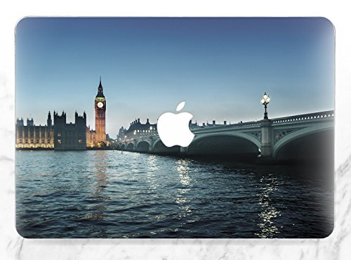 Big Ben London View Hard Plastic Cover Case For Apple Macbook Air Pro 11 12 13 15 2016 2017 Inch Retina Touch Bar