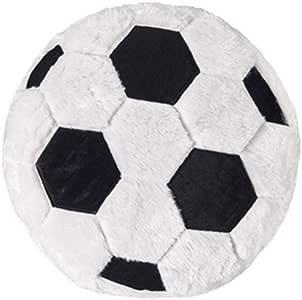 Augneveres - Almohada de Felpa con Forma de balón de Baloncesto y ...