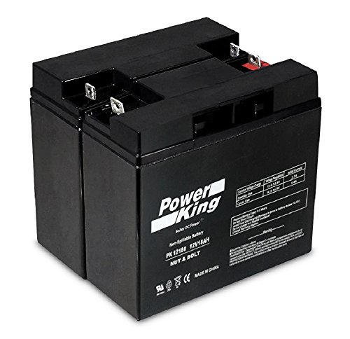 Replacement Batteries for APC SMART-UPS 1500 1400 SUA1500...