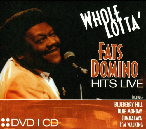 Whole Lotta Fats Domino Hits Live by Compendia