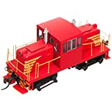 HO Spectrum 45-Ton w/DCC, Red/Yellow