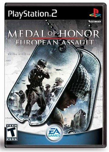 Medal of Honor European Assault - PlayStation 2