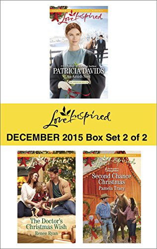 book cover of Love Inspired December 2015 - Box Set 2 of 2