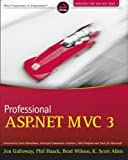 Professional ASP. NET MVC 3, Jon Galloway and Phil Haack, 1118076583
