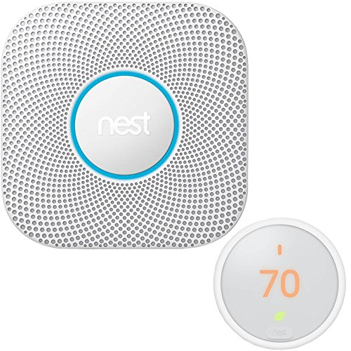 Nest Protect Wired Smoke and Carbon Monoxide Alarm 2nd Gener