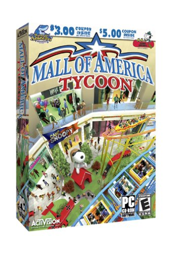 Mall of America Tycoon - PC - Mall Americas Of The Stores