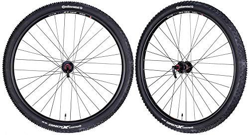 "CyclingDeal WTB STP i25 Mountain Bike Bicycle Novatec Hubs & Tires Wheelset 11s 29"" QR"