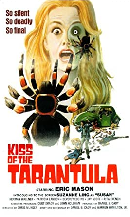Image result for kiss of the tarantula