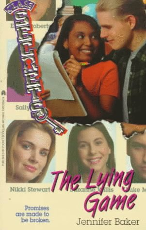 book cover of The Lying Game