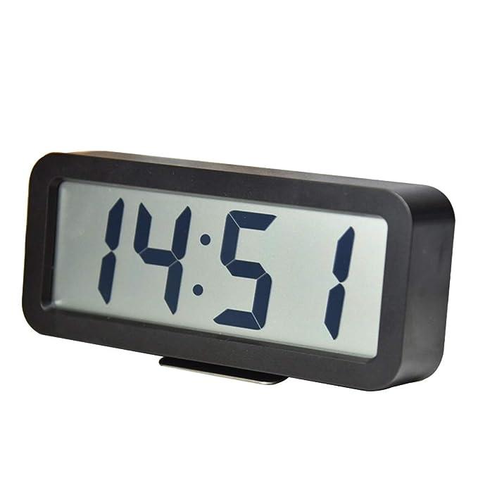 DQAC Despertador- Reloj Despertador Digital con función de ...