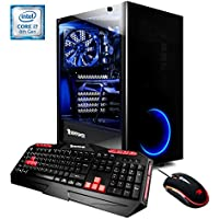 iBUYPOWER View9000W Gaming Desktop PC, VR Ready, Intel i7-8700 Processor, 16gb DDR4 Memory, NVIDIA GeForce GTX 1070 8GB, 240GB SSD + 1TB Hard Drive, windows 10