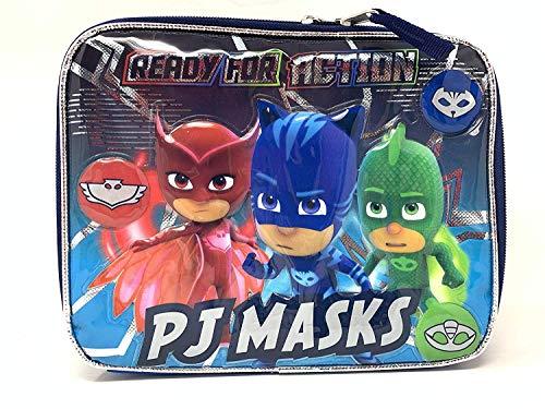 [해외]Pj Masks Lunch Bag -Ready For Action / Pj Masks Lunch Bag -Ready For Action