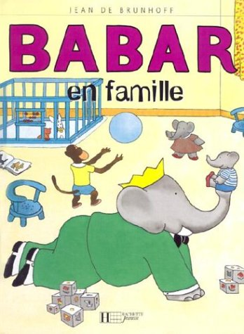 Babar En Famille (French Edition) ebook