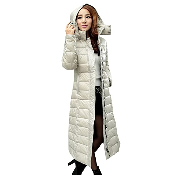 Sexyggs Women's New Fashion Trench Down Coat Jacket Windbreaker ...