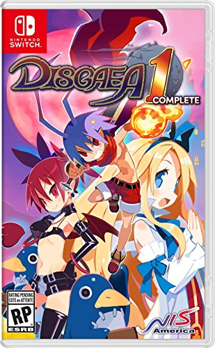 Video Games : Disgaea 1 Complete - Nintendo Switch