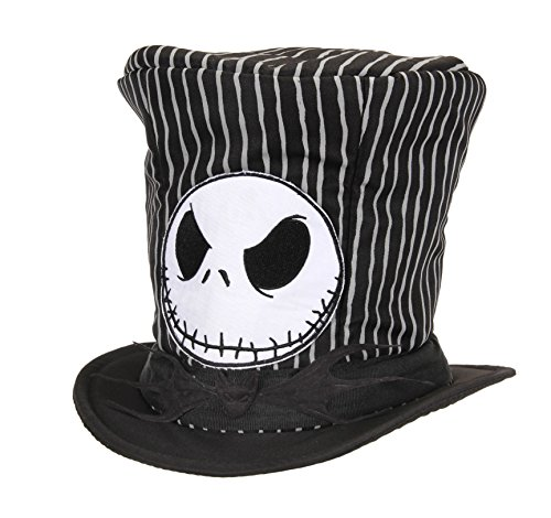 elope Jack Top Hat (Nightmare Before Christmas Costumes For Adults)