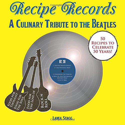 Recipe Records: A Culinary Tribute to the Beatles pdf