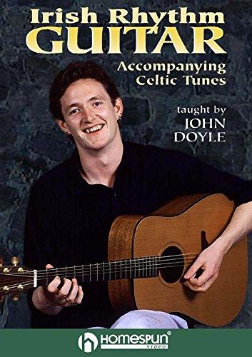 Irish Rhythm Guitar - Accompanying Celtic Tunes [Instant Access]