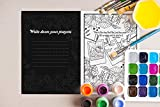 Coloring the Psalms: Inspirational Adult Coloring