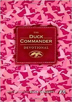 Download The Duck Commander Devotional Pink Camo Edition Epub
