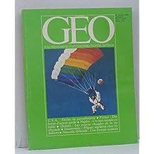 Géo n°15 mai 1980 u. s. a. : étoiles du parachutisme,.