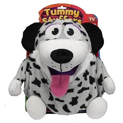 Amazon.com: Tummy Stuffers Tan Dog Plush Toy: Toys & Games