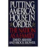 img - for Putting America's House in Order: The Nation as a Family (Hardback) - Common book / textbook / text book