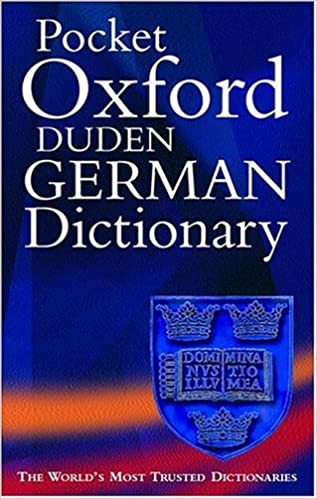 The Oxford-Duden Pocket German Dictionary
