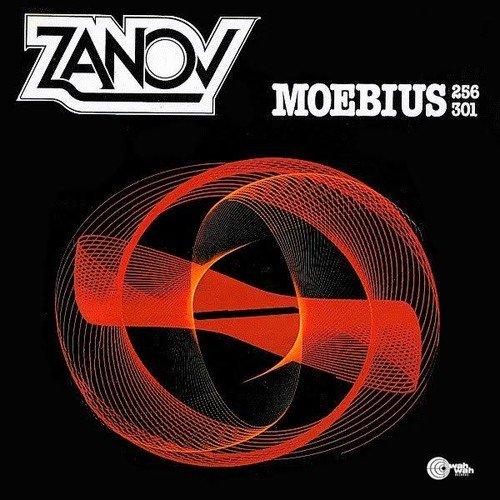 Vinilo : Zanov - Moebius 256 301 (10-Inch Vinyl, Limited Edition, 2PC)