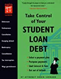 img - for Take Control of Your Student Loan Debt (2nd Ed.) book / textbook / text book