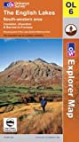 The English Lakes: South Western Area (Explorer Maps)
