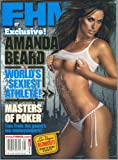 FHM, August 2006 Issue