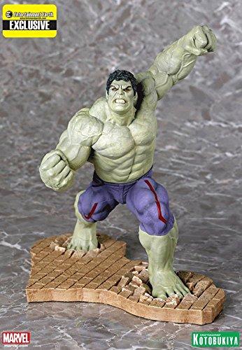 Avengers Rampaging Hulk ArtFX Kotobukiya EE Exclusive Variant Statue